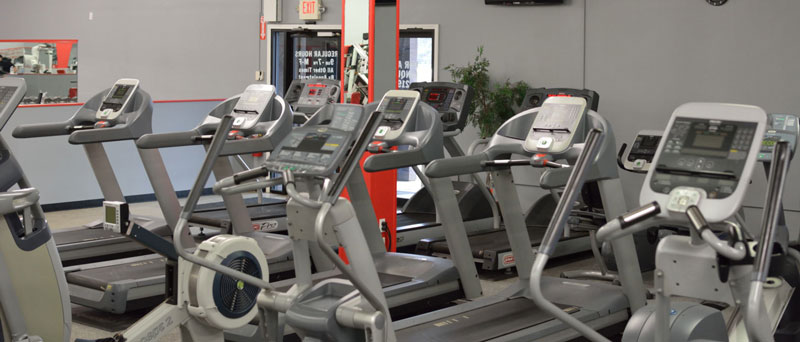 Fitness Plus Cardio Equipment