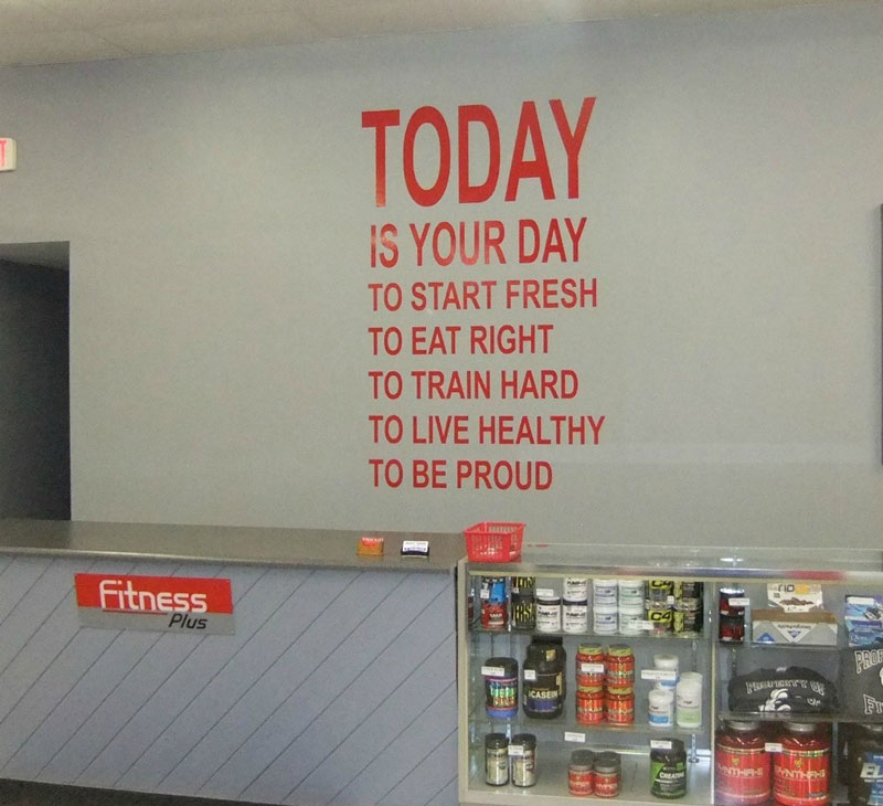 Fitness Plus Why Join Us